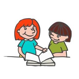 Children, School, Student & Teacher Stickers