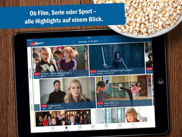 TV Movie HD - TV Programm screenshot-3