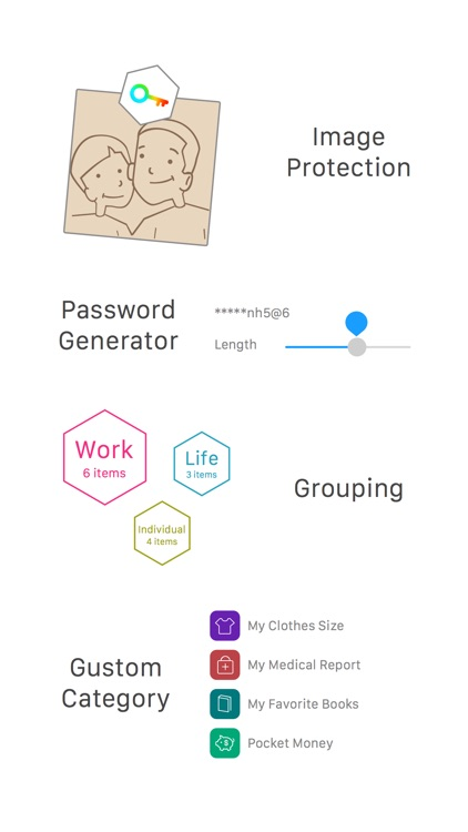 Tiny Password - Secure Password Manager screenshot-4
