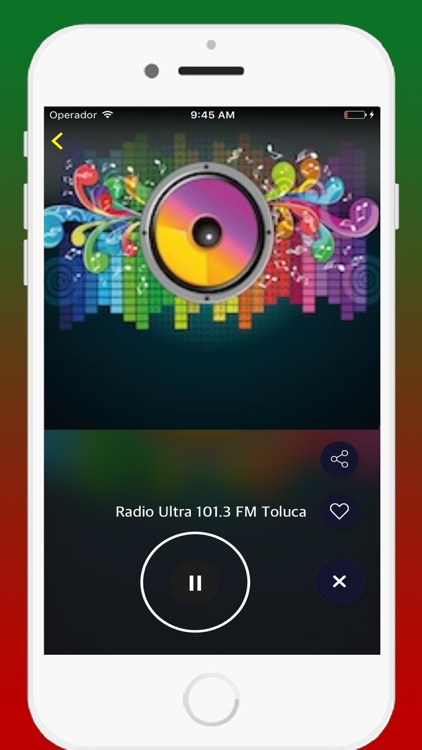 Radio Mexican - Live Radios stations Online FM AM screenshot-4
