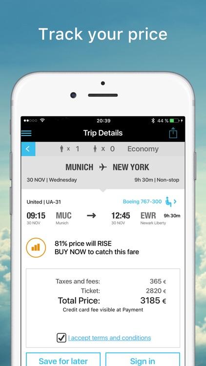 Quicket - your travel companion screenshot-3