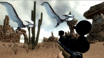 Jurassic Dinosaur : Desert Sniper Attack For Free