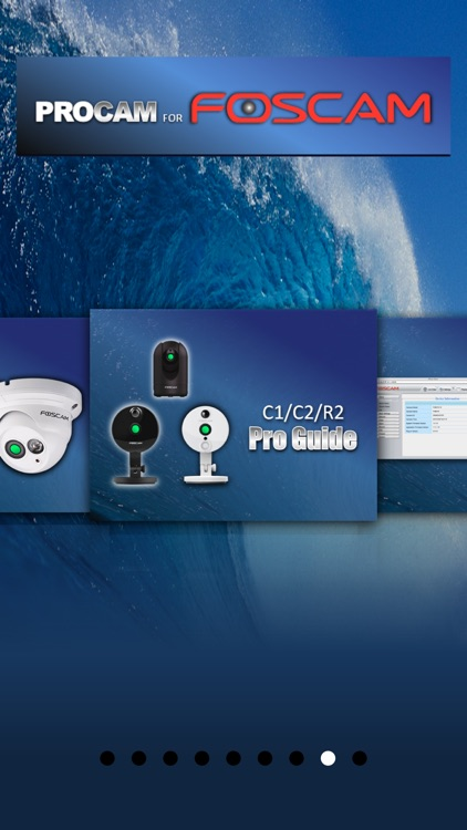 Foscam Wireless Series of IP Cameras screenshot-4