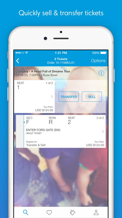 Ticketmaster screenshot-3