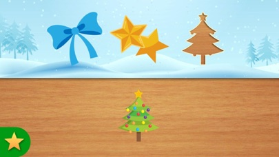 Christmas Puzzles for Kids Learning, Smart Baby + screenshot two