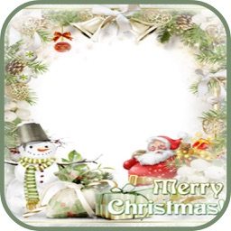FREE Christmas and New Year Frames