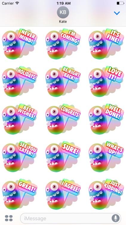 3D Spectrum Expressions