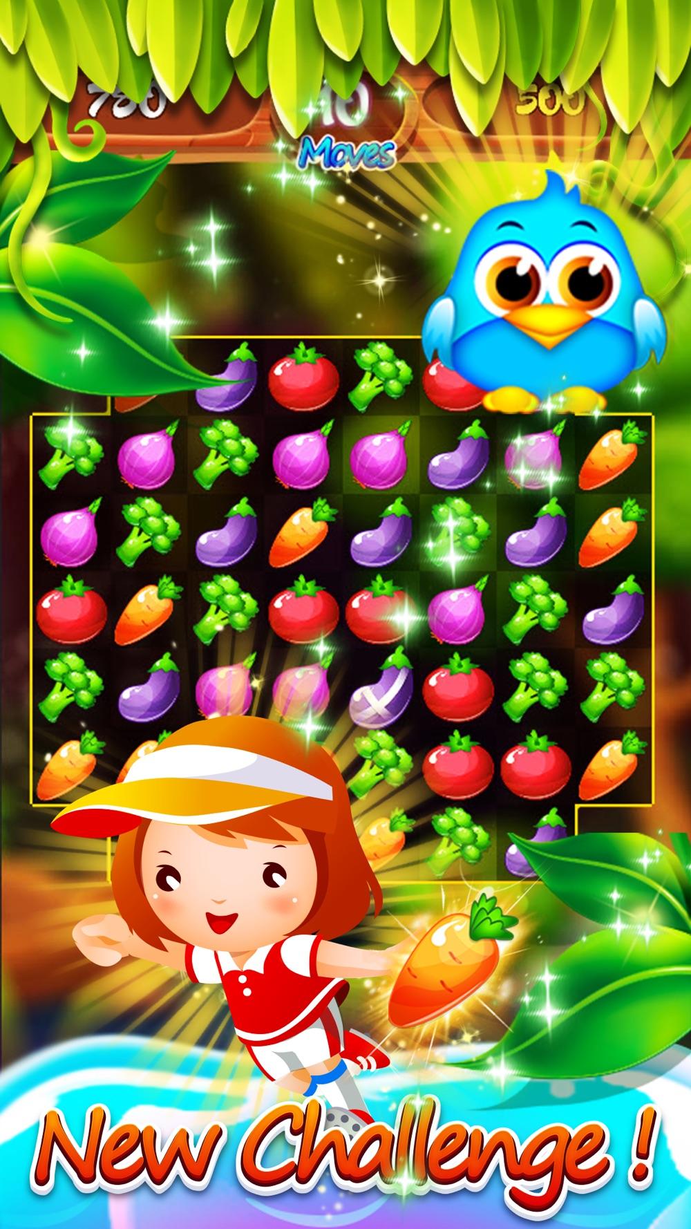 Charm Garden Veggies – Sweet Fruit Tales Heroes Cheat Codes