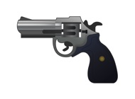 original gun emoji on the app store