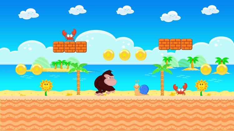 Cool Kong - Free Adventure