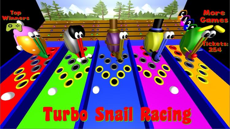 Snail Racing Pro screenshot-4