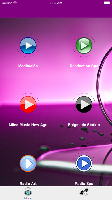 Música para Dormir - Sonidos Relajantes-Meditación screenshot two