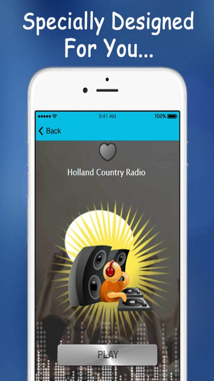 `Holland Radios Stations.