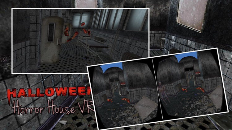 Halloween Horror House VR