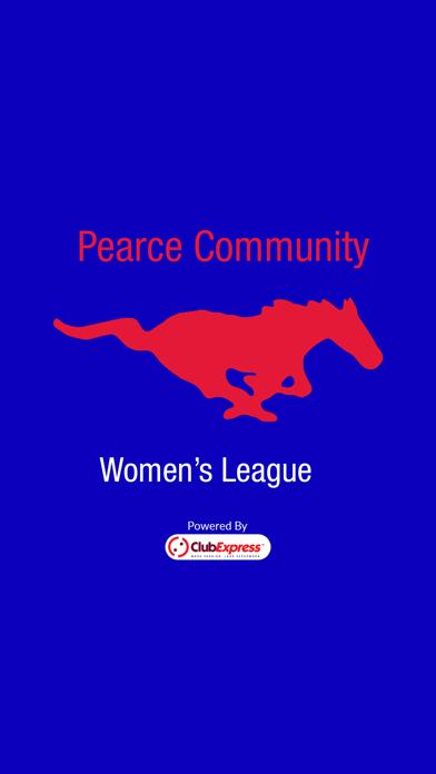 Screenshot #1 pour Pearce Community Women's League