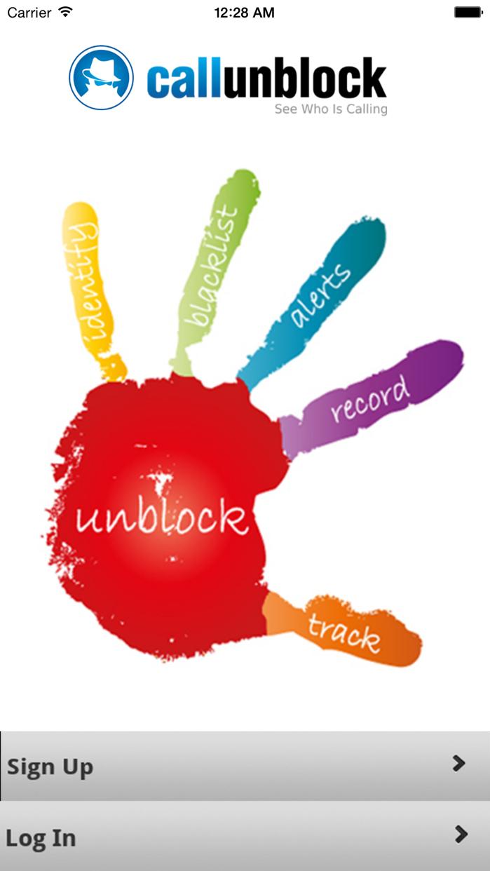 Call Unblock - Blocked Calls Screenshot