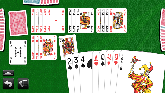 Rummy HD - The Card Game Screenshot