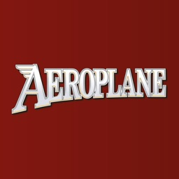 Aeroplane- classic aircraft aviation, airplane mag