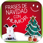 Christmas phrases and states - messages with humor icon