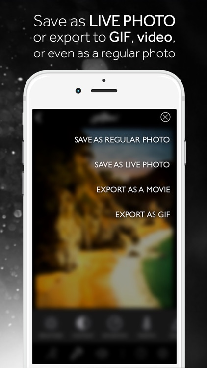 Alive! Effects and Filters for Live Photos