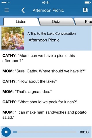 Speak English Conversation - náhled