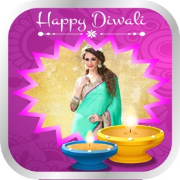 Happy Diwali Frames