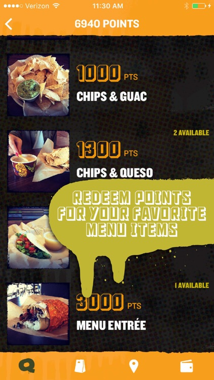 QDOBA Rewards & Ordering