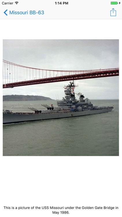 Battleships of the U.S Navy screenshot-3
