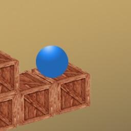Blue Ball Jump
