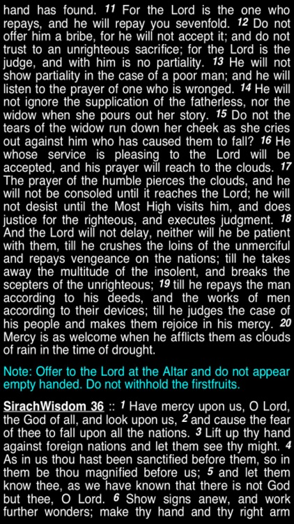 Summary Old Testament Apocrypha (Part 3) screenshot-3