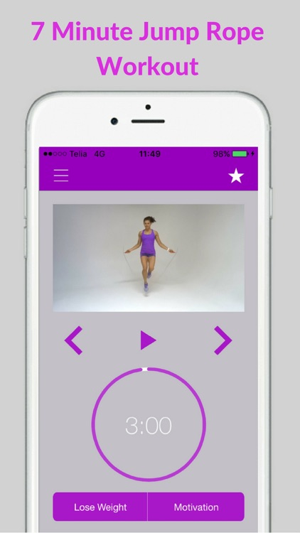 Jump Rope Workout and Jumping Training Exercises