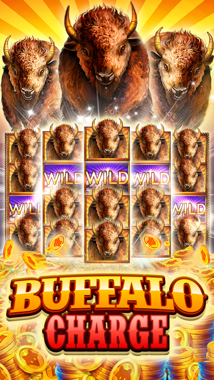 Buffalo Bonus Casino Screenshot