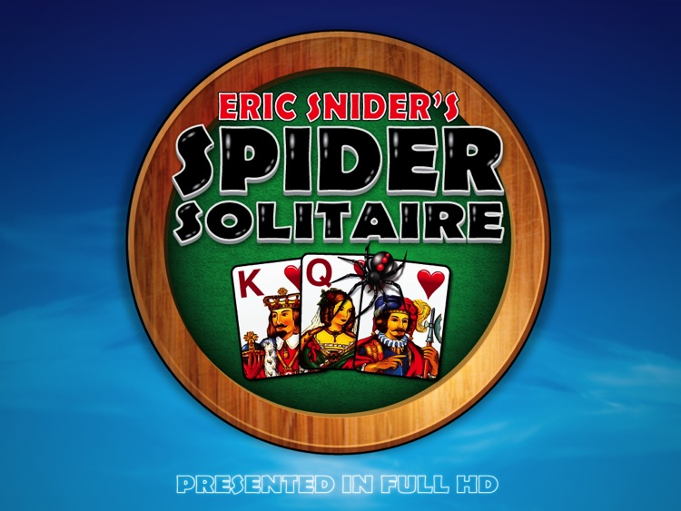 Eric's Spider Solitaire HD screenshot-4