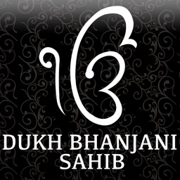 Dukh Bhanjani Sahib Paath in Punjabi Hindi English