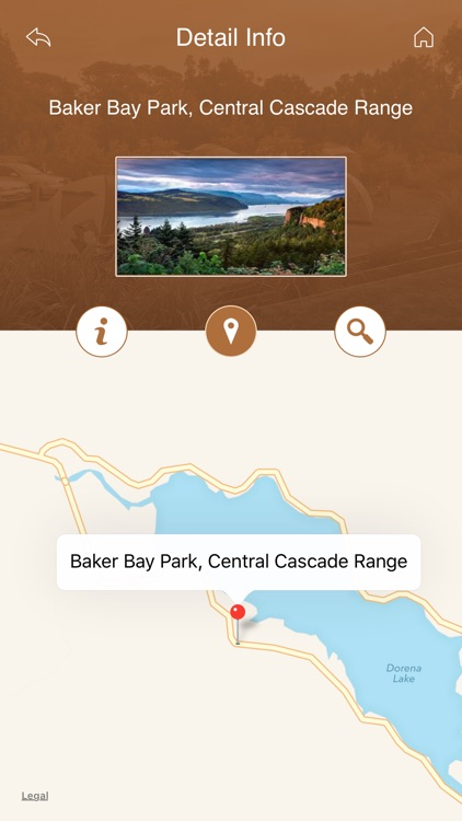 Oregon Camping & RV Parks screenshot-3