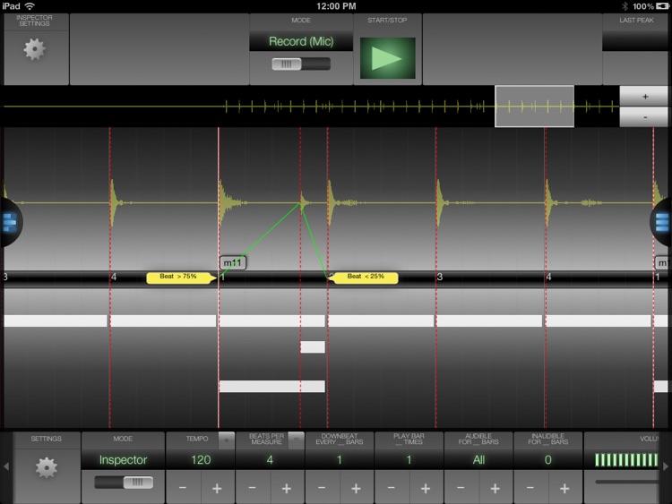 Metronomics HD Metronome screenshot-3