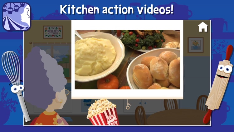 Grandma's Kitchen screenshot-4