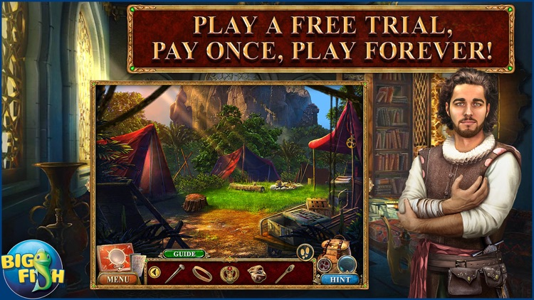 Hidden Expedition: The Fountain of Youth screenshot-0