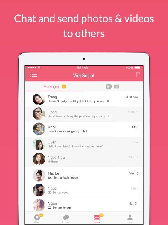 Korea social dating chat meet