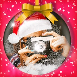 Merry Christmas Photo Stickers: Pic Editor Effects