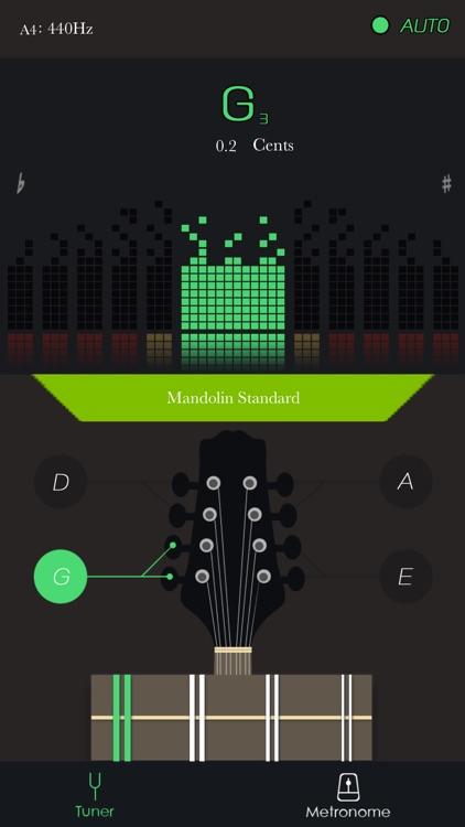 Mandolin tuner and metronome - best tuner & m app screenshot-3