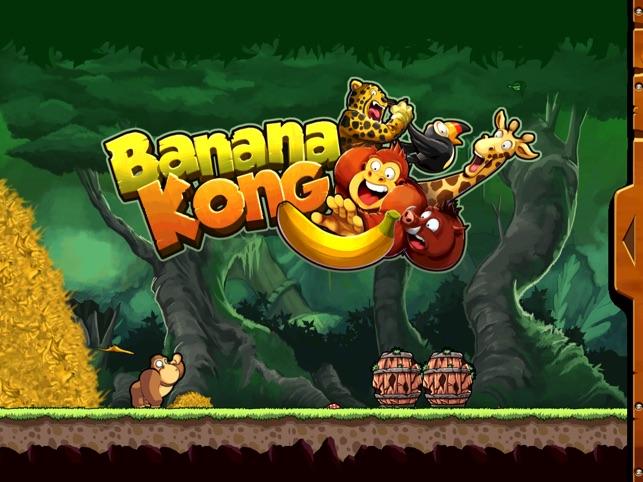 Banana Kong En App Store