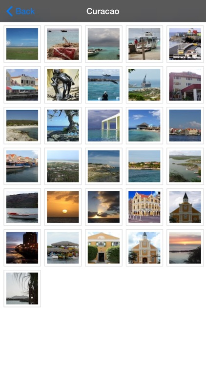 Curacao Offline Map Travel Guide screenshot-4
