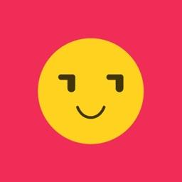 Emoticon Stickers - Emojis for iMessage