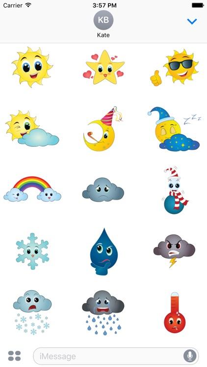 Weather Emoji