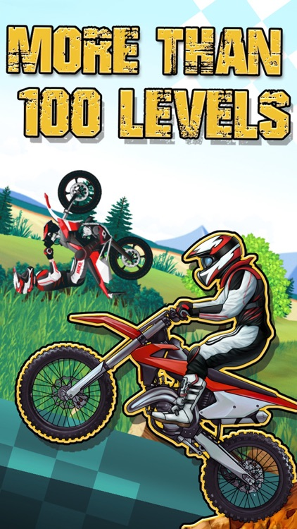 Dirtbike games - motorcycle games for free screenshot-0