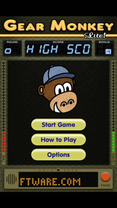Gear Monkey Lite screenshot two