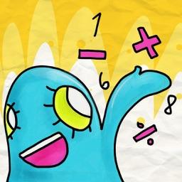 Math x Creature: Fun Math Puzzle Game