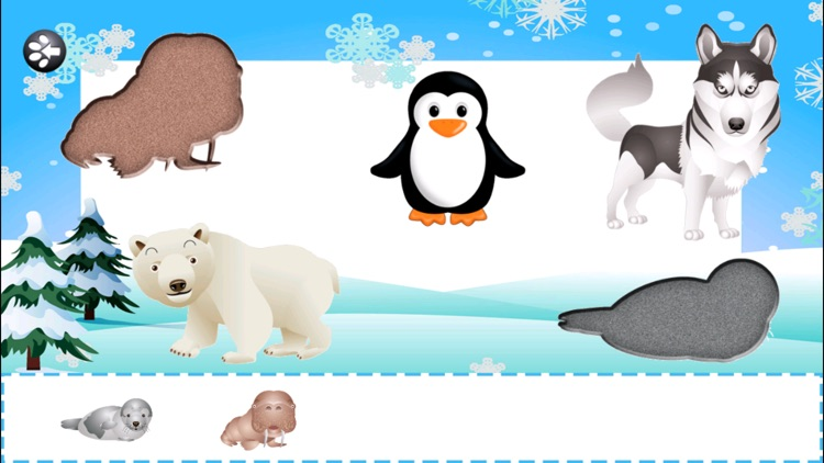 Puzzles Animals for kids screenshot-3