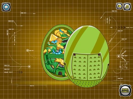 Steel Dino Toy: Mechanic Stegosaurus-2 player game для iPad